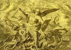 Победа Михаила над драконом