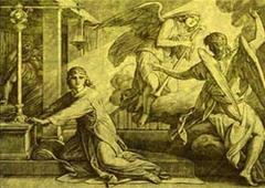 Господь говорит с Самуилом