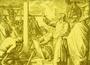 Соломон строит храм