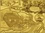 Карта Петербурга 1718 года